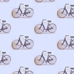violet velocipede