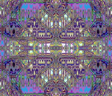 GumbyLovesGidget_A_CP fabric by k_shaynejacobson on Spoonflower - custom fabric