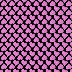 The Princesses' Hot Pink Party Cloth.