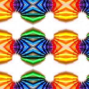 Rainbow pens - Small