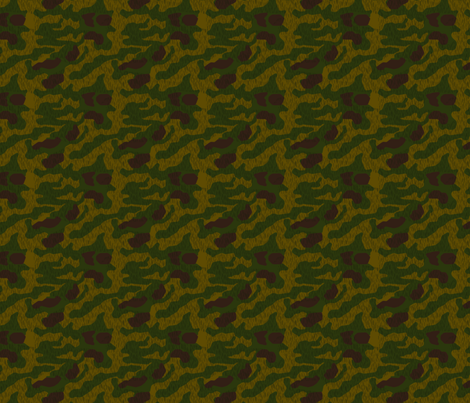 1/6 Scale Sumpfmuster 44 Tan & Water Camo fabric by ricraynor on Spoonflower - custom fabric