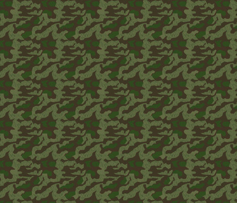 1/6 Scale Splinter A German Camo fabric by ricraynor on Spoonflower - custom fabric