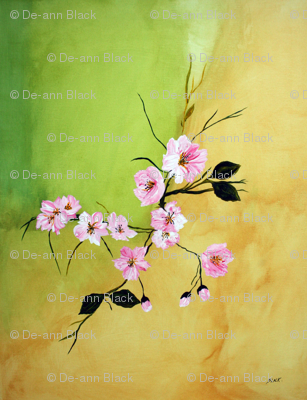 Country Blossom Wall Art