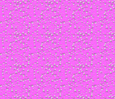 rockyroadpink fabric by dianakreider on Spoonflower - custom fabric