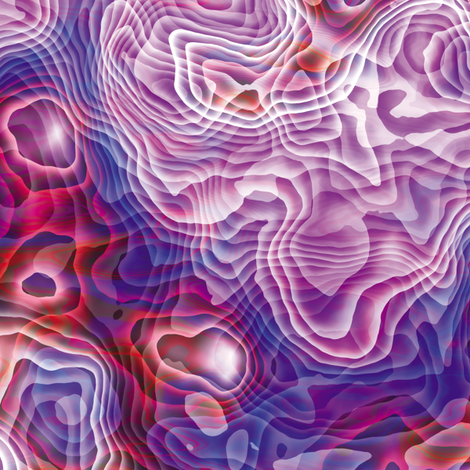 Turbulent 1 fabric by animotaxis on Spoonflower - custom fabric