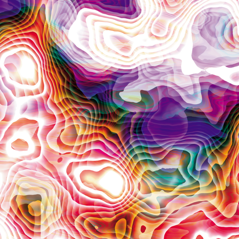 Turbulent 5 fabric by animotaxis on Spoonflower - custom fabric
