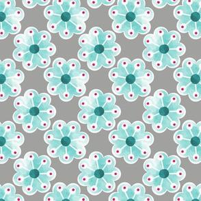 Linen Blossoms
