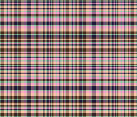 vintage_years_plaid fabric by anino on Spoonflower - custom fabric