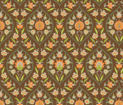 Serpentine 785 fabric by muhlenkott on Spoonflower - custom fabric