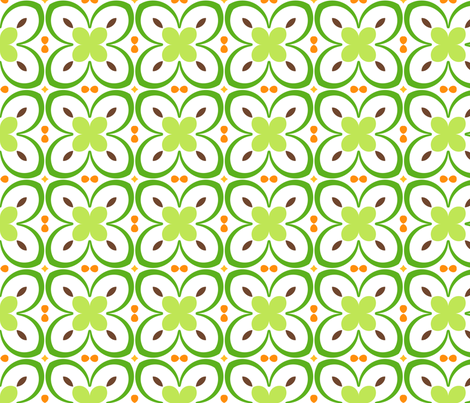 Eunice fabric by vicky_s on Spoonflower - custom fabric