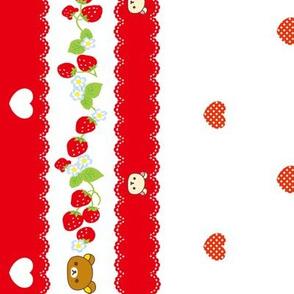 Very Berry Rilakkuma