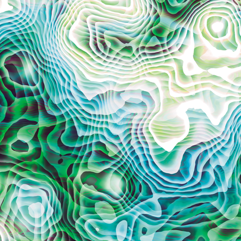 Turbulent 7 fabric by animotaxis on Spoonflower - custom fabric
