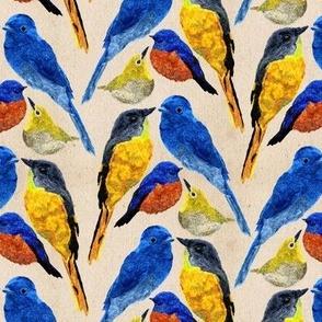 Johns Birds