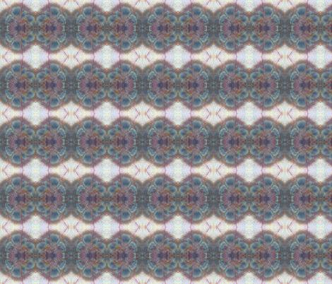 Feather Flowers (Birdseye Rhyolite) fabric by prettyrockdesigns on Spoonflower - custom fabric