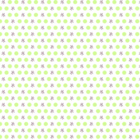 Rlavender_flower_green_dots_shop_preview