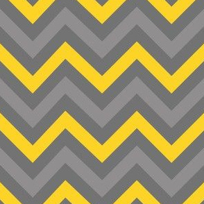Robot Chevron (Yellow)