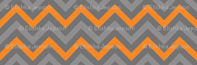 Robot Chevron (Orange)