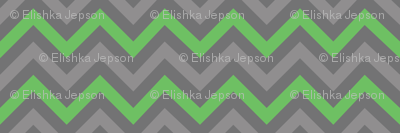 Robot Chevron (Green)