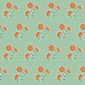Naila Floral Batik Small