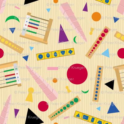 Montessori Materials and Symbols