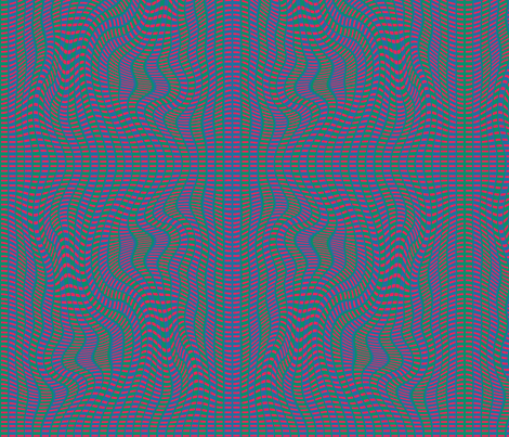 Blue marks fabric by david_kent_collections on Spoonflower - custom fabric
