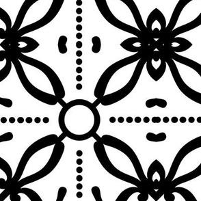 White & Black 09