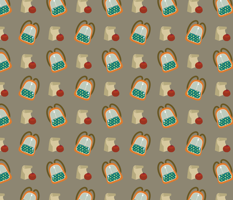 Backpacks & lunch sacks fabric by shelliquinn on Spoonflower - custom fabric