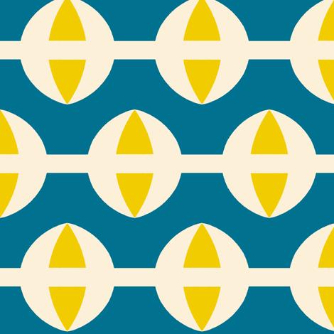 Ringer Blue & Yellow