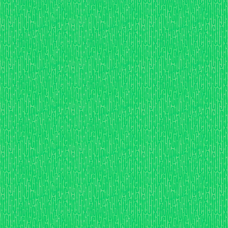mitochondria green background