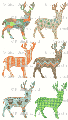 Meadow Deer
