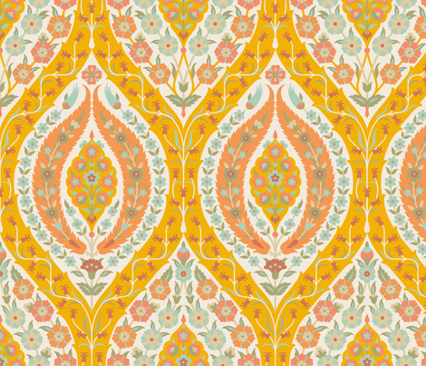 Serpentine 798 fabric by muhlenkott on Spoonflower - custom fabric