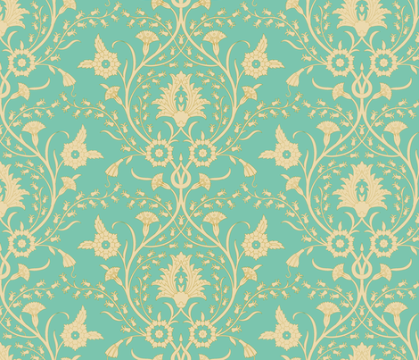Serpentine 808 fabric by muhlenkott on Spoonflower - custom fabric