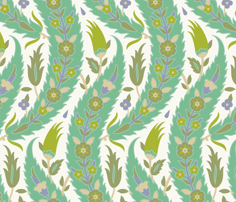 Serpentine 797 fabric by muhlenkott on Spoonflower - custom fabric