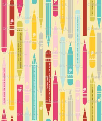Inspirational Pencils
