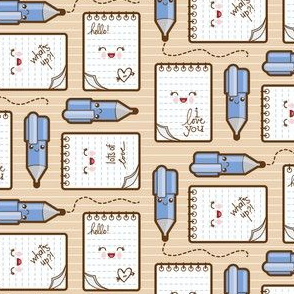 love notes beige
