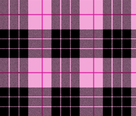 Plaid ~ Annie fabric by peacoquettedesigns on Spoonflower - custom fabric