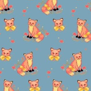 Foxypants