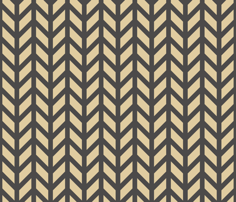 Monotone Chevron fabric by creative_merritt on Spoonflower - custom fabric