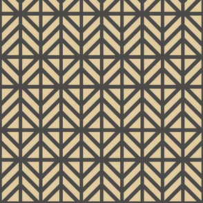 Monotone Diamond Chevron