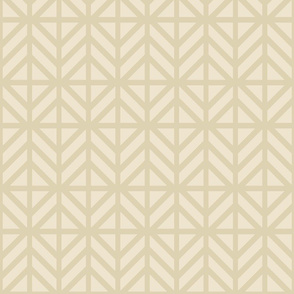 Nude Diamond Chevron