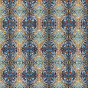 Twin Portals BlueOrange