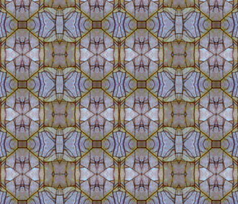 Cathedral (Birdseye Rhyolite) fabric by prettyrockdesigns on Spoonflower - custom fabric