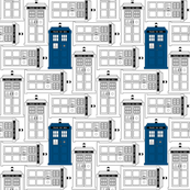 tardis tesselations