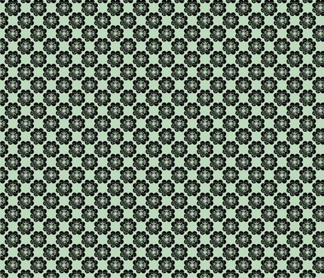 Magic Flower fabric by angelaferrara on Spoonflower - custom fabric