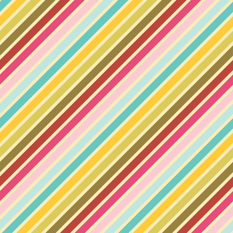 DIAG_STRIPES fabric by natasha_k_ on Spoonflower - custom fabric
