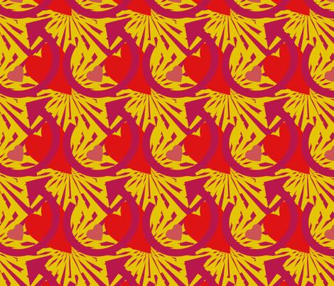 heartspin fabric by hulseyhulsey on Spoonflower - custom fabric