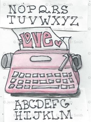 Typewriter_Love