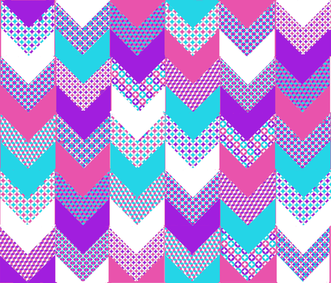 TweakedZigZagCheater fabric by joofalltrades on Spoonflower - custom fabric