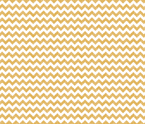 linen chevrons - sandy brown