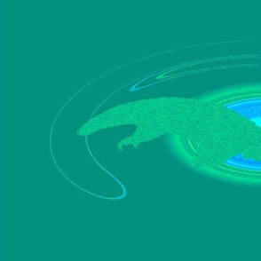 Pangolins in Silver
